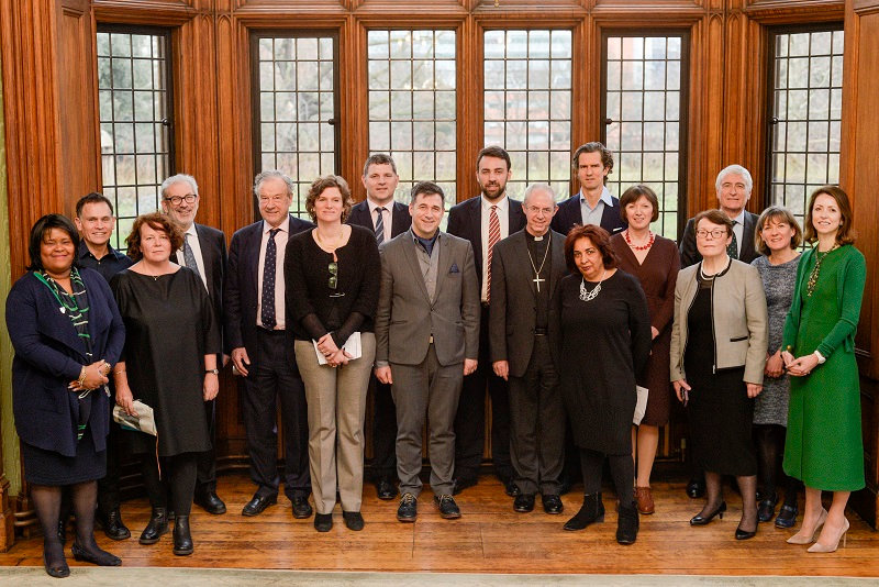 Commission on Economic Justice at Lambeth Palace