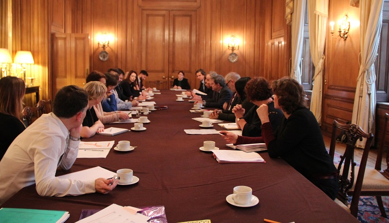 Commission on Economic Justice at No 10 Downing Street