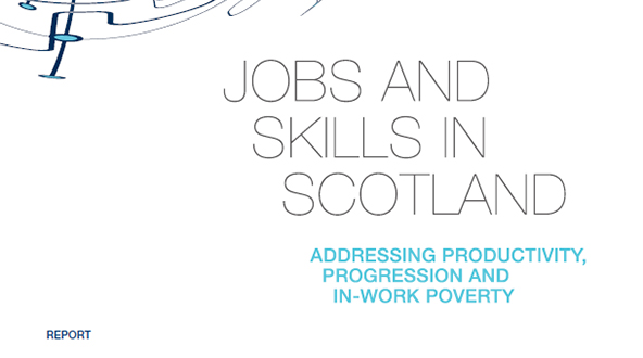 Jobs and skills in Scotland