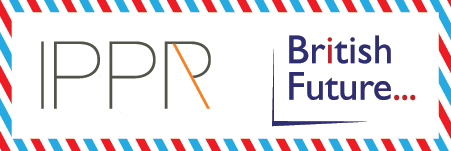 IPPRBritish Futures logos
