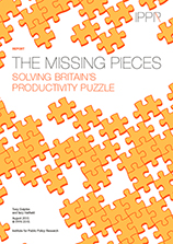 The missing pieces: Solving Britain's productivity puzzle