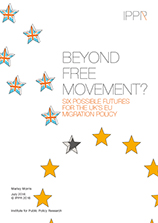 Beyond free movement? Six possible futures for the UK's EU migration policy