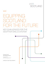 Equipping Scotland for the future