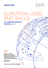European jobs and skills