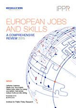 European jobs and skills