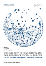 technology globalisation and the future of work in europe  technology globalisation and the future of work in europe