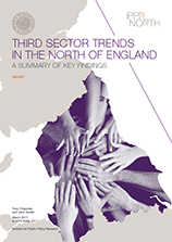 Third sector trends in the north of England