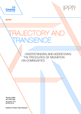 Trajectory and transience: Understanding and addressing the pressures of migration on communities
