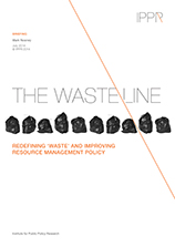 The wasteline: Redefining 'waste' and improving resource management policy