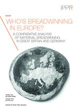 Who's breadwinning in Europe?