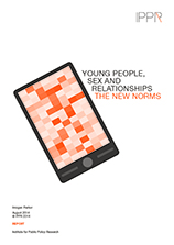Young people, sex and relationships: The new norms