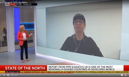 Watch: State of the North 2019 | Sky News