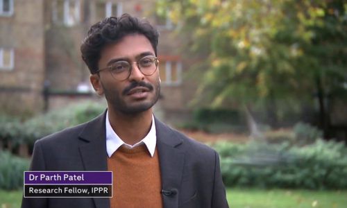 Watch: Covid is running along racial lines - IPPR on Channel 4 News