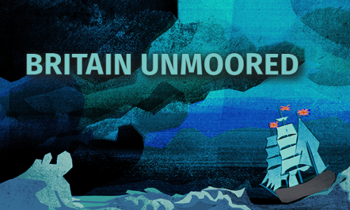 25:1 issue contents - Britain Unmoored: In Search of a Progressive Foreign Policy