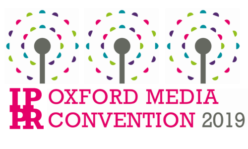 Oxford Media Convention 2019