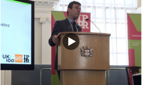Andy Burnham's Speech at the #CleanAirSummit