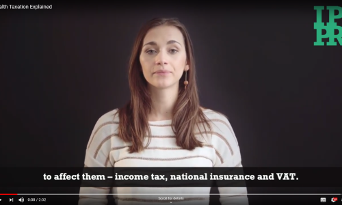 Watch: Wealth Taxation Explained