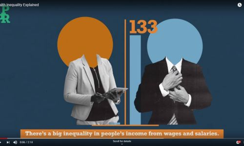 Watch: Wealth Inequality Explained