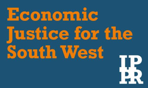 Economic Justice for the South West