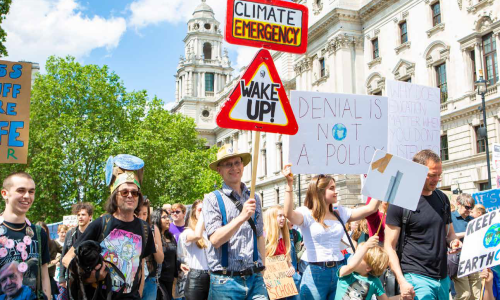 On behalf of the next generation, we need a Green New Deal - Sophie Sleeman and Aaron Smith