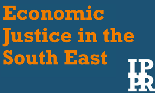 Economic Justice in the South East