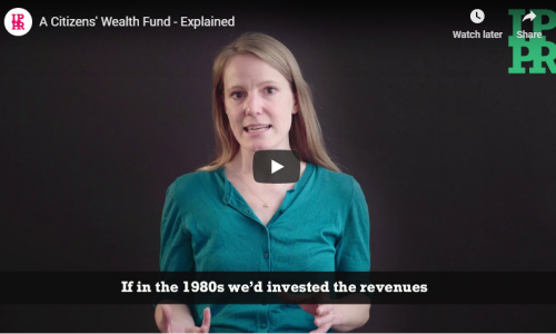 Watch: A Citizens' Wealth Fund Explained