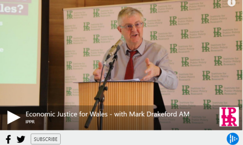 Listen: Economic Justice for Wales