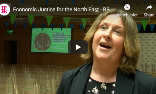Watch: Economic Justice for the North East | BBC Sunday Politics NE