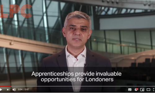 Watch: Mayor of London launches London Progression Collaboration