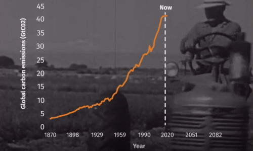 Watch: The economic drivers of the climate crisis