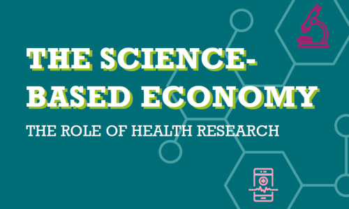 The science-based economy: The role of health research