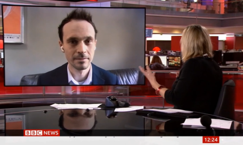 Watch: Sunak's Job Support Scheme reforms - Carsten Jung on BBC News