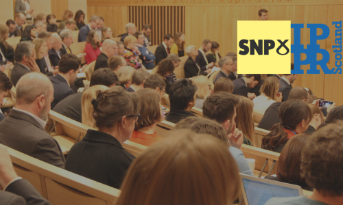 IPPR Scotland at SNP Conference 2020