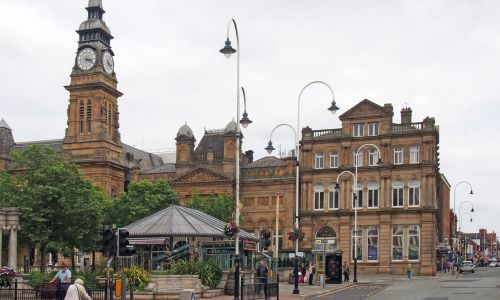 Anchor, belong, connect: The future of town centres